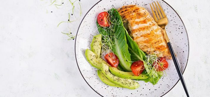 Several types of keto diet